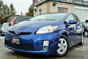 2011 Toyota Prius Hybrid * ONE OWNER * CERTIFIED!