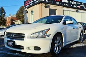 2010 Nissan Maxima 3.5 SV *NAV/BACKUP CAM* NO ACCIDENTS* CERTIF!