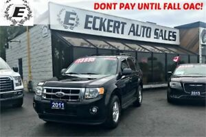 2011 Ford Escape XLT AWD WITH LEATHER / SUNROOF