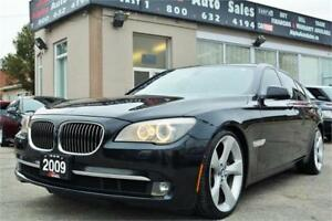 2009 BMW 7 Series 750i *NO ACCIDENTS* CERTIFIED & WARRANTY!