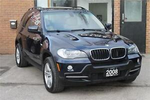 2008 BMW X5 3.0si *ONE OWNER, NO ACCIDENTS, 7 PASS*