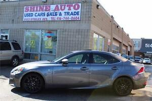 2014 Lexus IS IS 350 F-SPORT EXECUTIVE PKG- IS350 AWD
