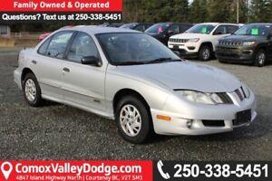 2004 Pontiac Sunfire SL VALUE PRICED & SAFETY INSPECTION AVAI...