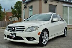 2008 Mercedes-Benz C-Class C300 4MATIC *NO ACCIDENTS* CERTIFIED!