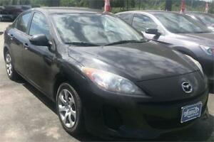 2013 Mazda Mazda3 GX*REDUCED TO SELL*
