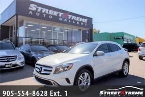 2016 Mercedes-Benz GLA 250 ALL WHEEL DRIVE | PANO ROOF | CAMERA
