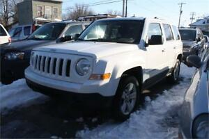 JEEP PATRIOT 2011 4X4 GARANTIE 12 MOIS