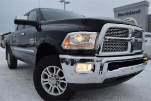 2016 Ram 3500 Laramie 6.7L Cummins | GPS NAV | Remote Start |