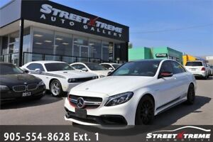 2015 Mercedes-Benz AMG C63S | Navi | Backup Cam | Pano Roof