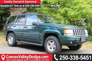 1998 Jeep Grand Cherokee Laredo VALUE PRICED & SAFETY INSPECT...