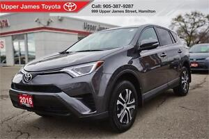 2016 Toyota RAV4 LE AWD - Manager's Special Blowout!