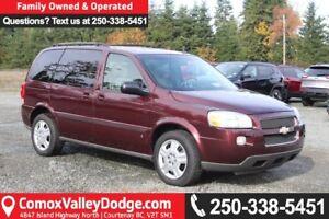 2006 Chevrolet Uplander LS VALUE PRICED & SAFETY INSPECTION A...