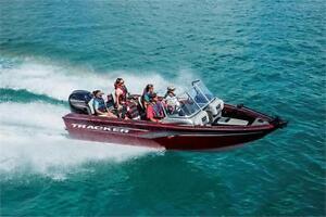 2017 Tracker Boats Targa V-18 Combo