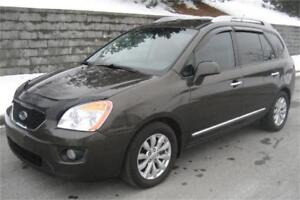 2011 KIA RONDO EX V6 (112,000/KM, AIR, MAGS, FULL!!!)
