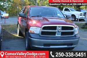 2011 Dodge Ram 1500 ST ONE OWNER, ACCIDENT FREE, LOCAL VEHICL...