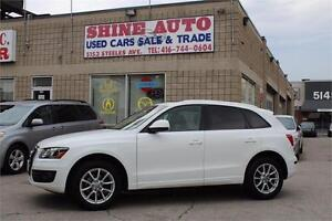 2010 Audi Q5 3.2 QUATTRO PANORAMIC ROOF AWD