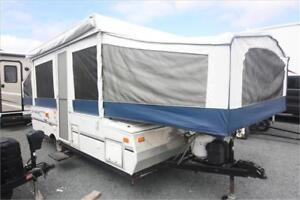 2007 TENT TRAILER WITH SLIDE