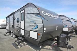 ** 2018 Coachmen CATALINA 273 BHSLE  (ON SALE)