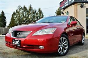 2009 Lexus ES 350 PREMIUM *NAV/CAM* ONLY 129KM* CERTIFIED!