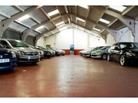 USED CAR SALES AND GARAGE BUSINESS REF 144580
