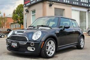 2006 MINI Cooper S Rallye Edition *NO ACCIDENTS* CERTIFIED!