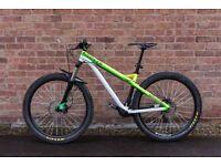 NS Eccentric Hardtail trail bike (2015)