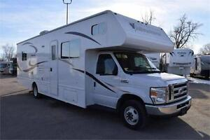 2012 Adventurer 31 DS CLASS C V-10 GAS MOTORHOME