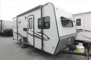 "2014 Jayco JAY FEATHER 18FDB ""LIGHT WEIGHT SINGLE AXLE"""