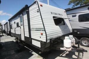Coachmen Viking 21RD - Awesome Couples' Trailer - Lightweight!