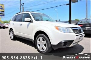 2009 Subaru Forester X Limited|AWD|MOONROOF|ALPINE|LEATHER