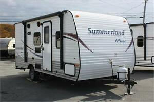 ** 2016 -  Summerland 1700 FQ - LAST ONE - Sale $16,352