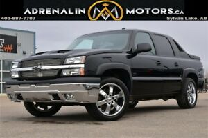 2005 Chevrolet Avalanche 1000+ HORSEPOWER CUSTOM LSI!