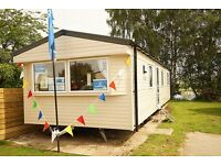 Static caravan for sale Southview Leisure Park Not Haven East Coast Seaside Lincolnshire Heated 2016
