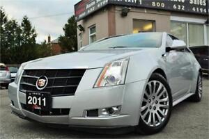 2011 Cadillac CTS4 Coupe Performance AWD *NO ACCIDENTS* CERTIF!