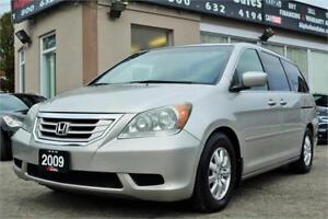 2009 Honda Odyssey EX-L 8 PASS *NO ACCIDENTS* 1 OWNER* CERTIFIED