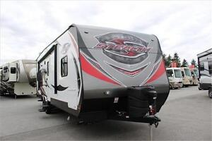 Forest River STEALTH TWA2715G TOY HAULER