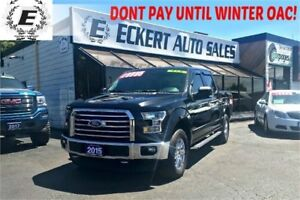 2015 Ford F-150 XTR 4X4 WITH REVERSE CAMERA / RUNNING BOARDS
