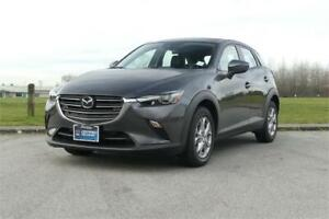 2019 Mazda CX-3 GS AWD  - Luxury Package - Low Mileage