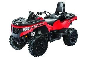 2017 Arctic Cat Alterra 1000 TRV ONLY $51 p/w ONLY @ M.A.R.S.