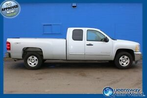 2012 CHEVROLET SILVERADO 1500 (PRICE INCLUDES POWERTRAIN WARRANT