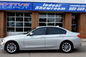 2016 BMW 320I xDrive, Navi, Back Up Cam, Heated Seats!