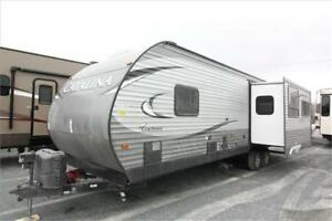 "2017 Coachmen CATALINA 293RLDSLE ""USED"""