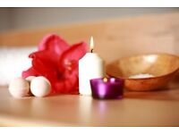 Massage service in Midlands area by qualified male
