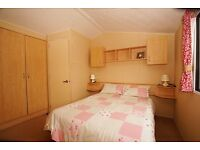 12 FOOT WIDE CHEAP STATIC CARAVAN FOR SALE IN SKEGNESS, LINCOLNSHIRE, GOLF, FISHING & GYM ON SITE