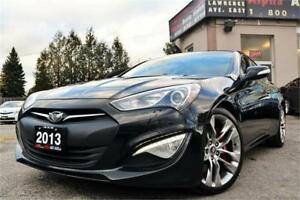 2013 Hyundai Genesis Coupe GT 3.8 V6 *NO ACCIDENTS* CERTIFIED!