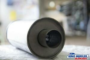 New inventory: muffler, catalyst, flex pipes (514) 721-5191
