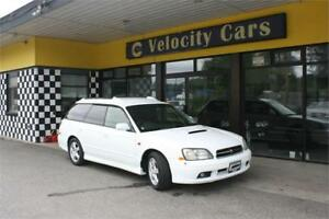 1999 Subaru Legacy Wagon Twin Turbo AT AWD 44K