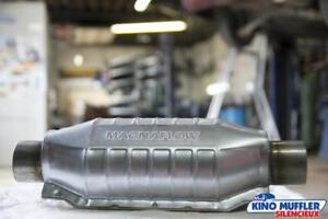 Do you need a new exhaust system? Call us (514) 721-5191