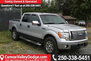 2010 Ford F-150 XLT ACCIDENT FREE, KEYLESS ENTRY, BLUETOOTH,...