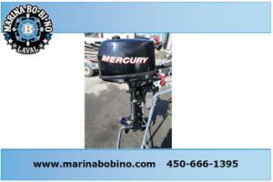 2006 Moteur Mercury 4 M